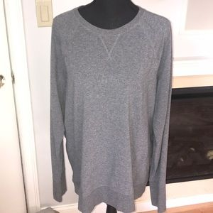 EUC Tek Gear Grey sweatshirt XL